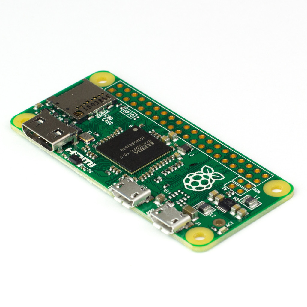 Raspberry Pi Zero Straypoetry.com
